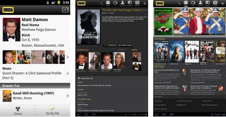 IMDb Android App Review