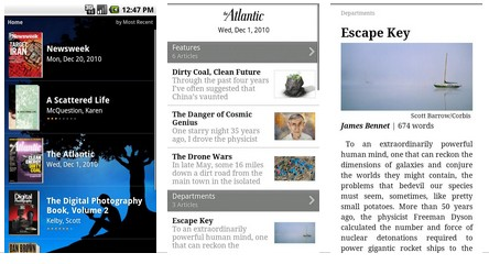 kindle - best android apps