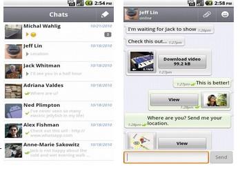 Приложение Ватсап Скачать На Андроид - фото 5
