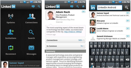 Linkedin Android App   Best Android App