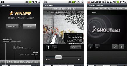 Best Free Android Apps for Music