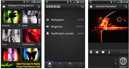 Zedge Ringtones And Wallpapers For Android