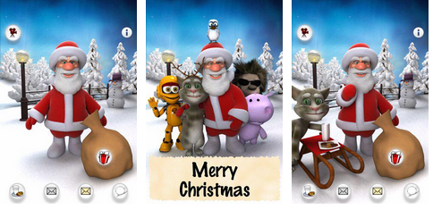 Christmas Android Apps