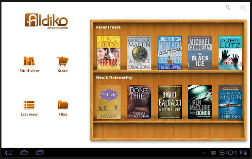 Android: 19 Sites Various Free Ebooks - Download Free