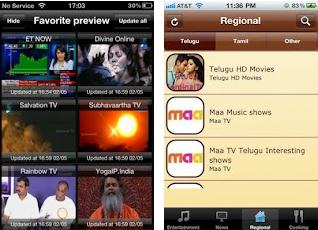 Best indian tv streaming app for android