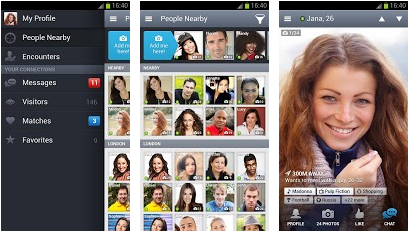 FRANCES: Badoo for andriod
