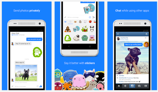 how to download voice messaging on fb messenger
