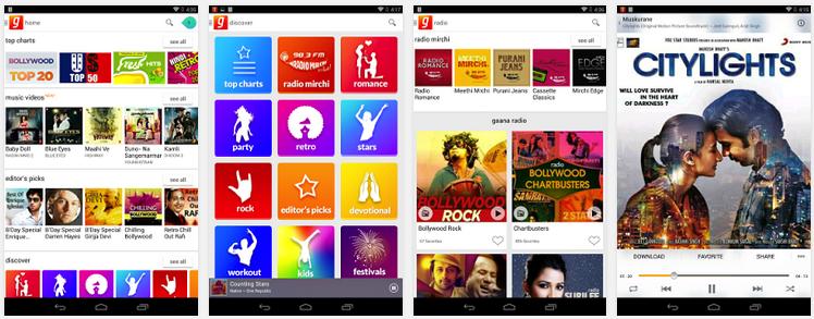 free indian music app