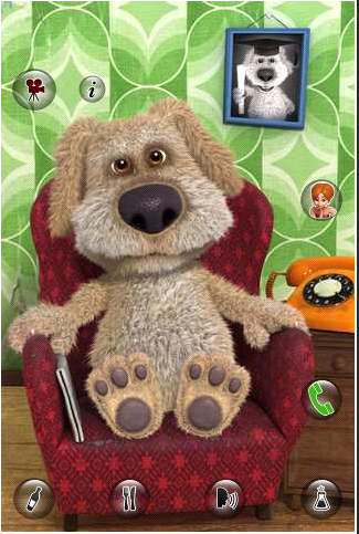 Talking Ben The Dog Android Apps